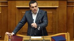 Споразумението с Македония е изгодно за Гърция, обяви Ципрас пред парламента
