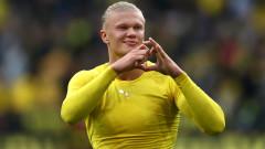Халанд избухна с два гола и Борусия поведе класирането