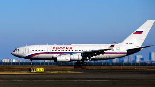Украйна с първа глоба за руска авиокомпания заради прелитане над Крим