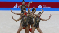 Временно трето място за ансамбъла в Минск