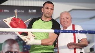 Треньорът на Кобрата се оттегля от бокса