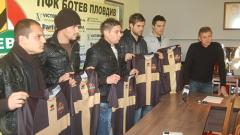 Марин Бакалов: Не искахме точно Черноморец