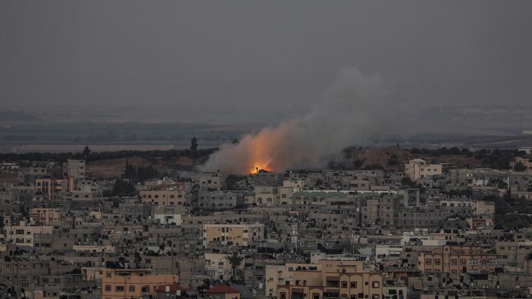 Обстрелват Израел и от Ливан