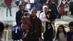 7 пъти увеличение на мигрантите, пристигнали  по суша в ЕС
