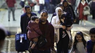 В Истанбул са задържани над 6000 нелегални имигранти