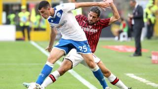 Твърда резерва на Милан иска да избяга в Наполи