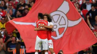 Зрелищно дерби на Лондон, Арсенал и Тотнъм си вкараха четири гола, но не се победиха