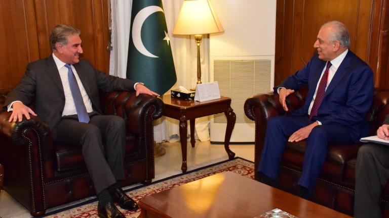 Талибаните отказаха преговори със САЩ в Пакистан