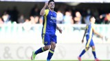 Верона победи Лацио с 4:1 в Серия А