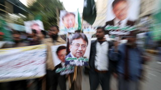 Отмениха смъртната присъда на бившия пакистански лидер Первез Мушараф