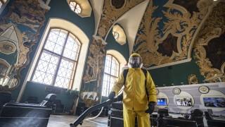 Вече близо 400 000 заразени с новия коронавирус в Русия