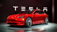 Първите електромобили Tesla с етикет Made in China вече са тук