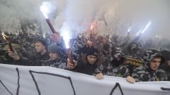 15 ранени при сблъсъци на крайнодесни групировки в Украйна