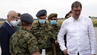 Русия отваря офис на министерство на отбраната си в Сърбия