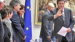"""""""Информационно обслужване"""" ще брои резултатите от евровота"""