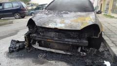 Благоевград отново осъмна с овъглен автомобил