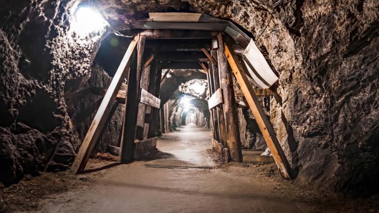 17 души блокирани в китайска мина