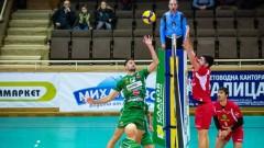 Волейболният Добруджа се раздели с Франко Джагета