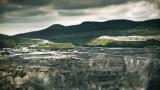 Къде се намира град Азбест и каква е съдбата му