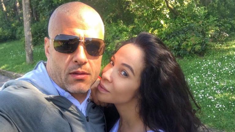 Маги Желязкова не се отлепя от новия си мъж