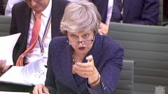 Мей провела тайни преговори за втори референдум за Брекзит