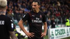 Ибрахимович се завръща в Милан, иска да играе за отбора
