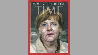 """Меркел човек на годината на """"Тайм"""", втори – лидерът на ДАЕШ Багдади"""