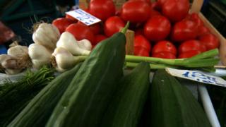Цените на плодовете и зеленчуците все нагоре