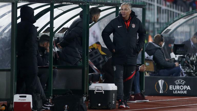 Дан Петреску: Футболистите изпълниха указанията ми