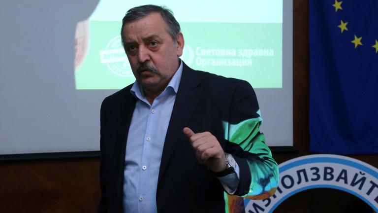 Проф. Кантарджиев предупреждава за опасен респираторен вирус в София