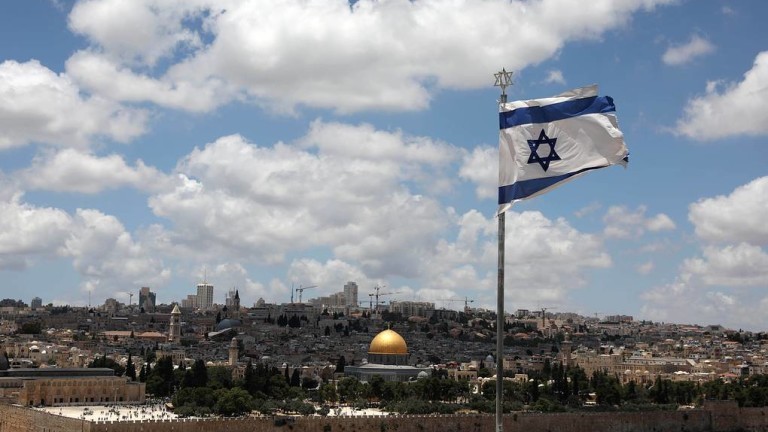 Израел е доволен от решението на Чехия за Ерусалим