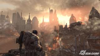 Gears of War 2 изтече в мрежата (галерия)