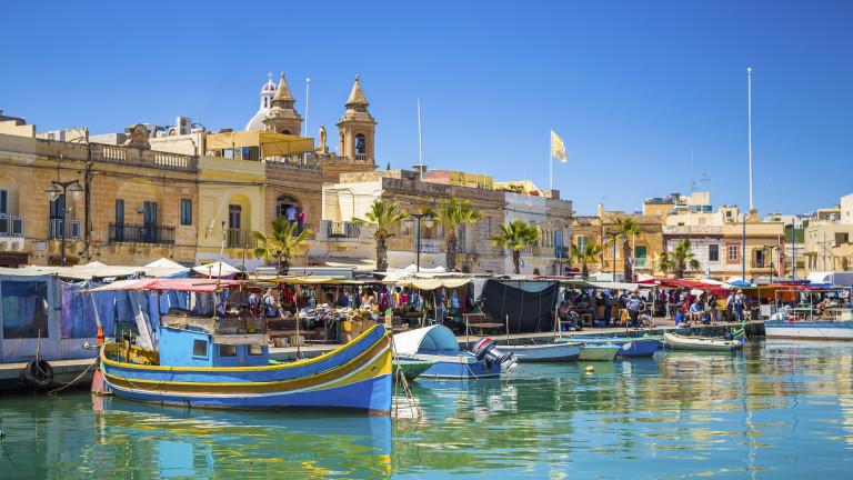 Малта успя да изпревари Хонконг като най-горещ имотен пазар в