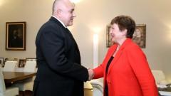 Борисов се хвали с устойчиво развитие на икономиката