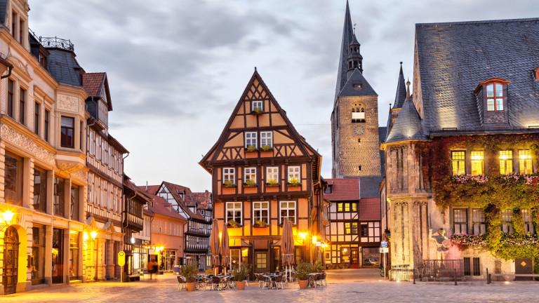 Снимка: 40-хилядният германски град, който привлече €600 милиона инвестиция на американски производител на батерии
