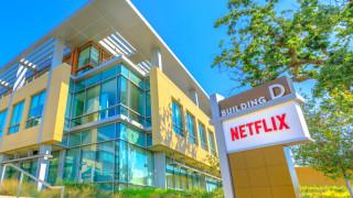 """Спад на абонатите на Netflix в САЩ за първи път от осем години """"потопи"""" акциите ѝ"""