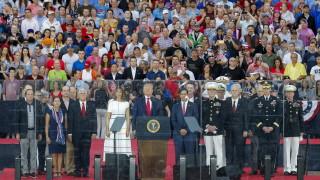 Тръмп: Нацията ни е по-силна от всякога