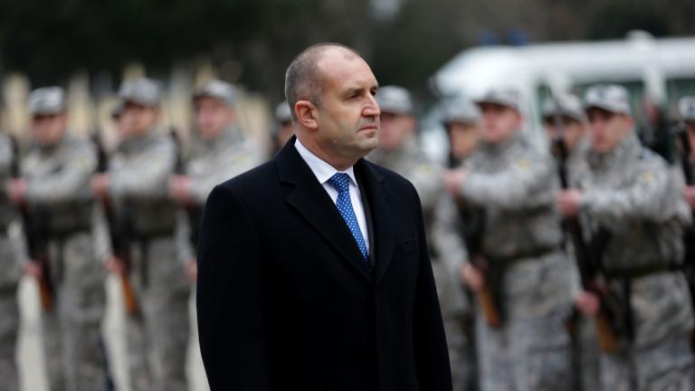 Днешното събитие е морален акт на възстановяване на гордия български