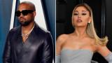Кание Уест, Елтън Джон, Ариана Гранде - кои са най-високоплатените музиканти за 2020г.