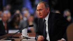 Путин призовава европейските евреи да емигрират в Русия