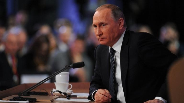 """Путин: Влошаването на отношенията между Русия и Запада беше резултат от много """"грешки"""""""