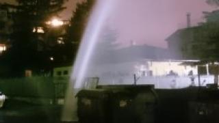 Центърът на София и някои квартали са без топла вода