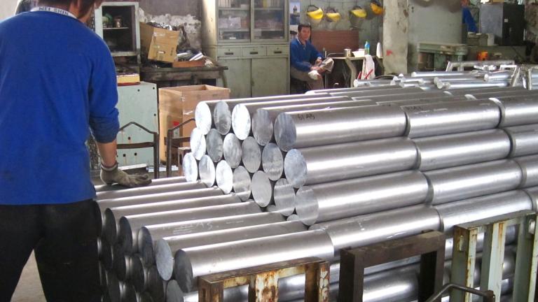 Слабостта на китайската икономика се задълбочава: търсенето на алуминий с първи спад за 30 години