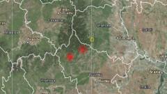 Две земетресения близо до Вранча тази нощ