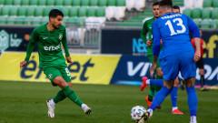 Каули Оливейра се превръща в кошмар за Левски