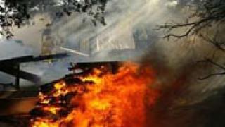 11 000 евакуирани в Британска Колумбия заради пожари