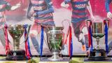 Барселона №1 по трофеи в Европа, води с 5 на Реал