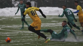 Футболистите на Марица с поредна любопитна контрола през тази зима