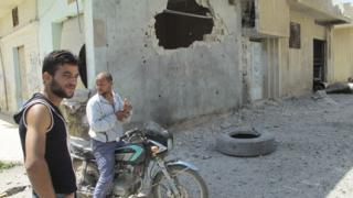 В Сирия вече се води гражданска война