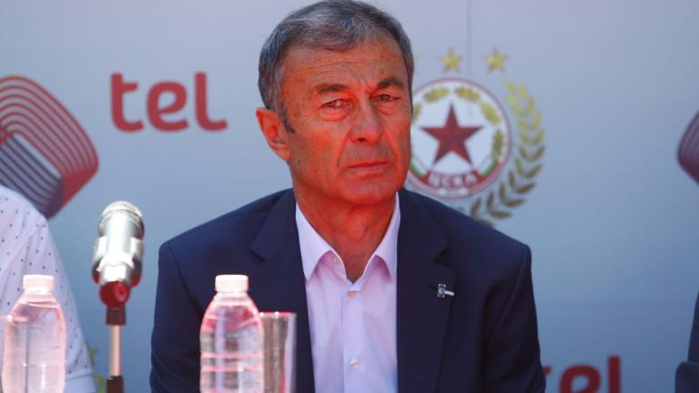 Марков: Каранга може да бъде продаден, Белчев решава за новите